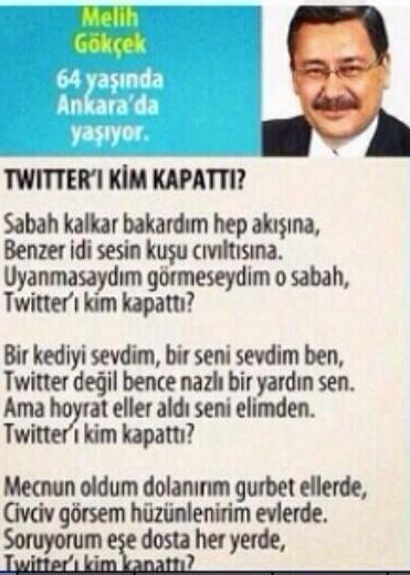 Twitter'ı kim kapattı