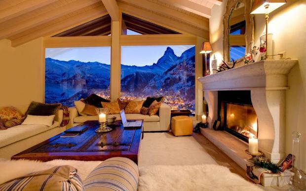 İsviçre Ev