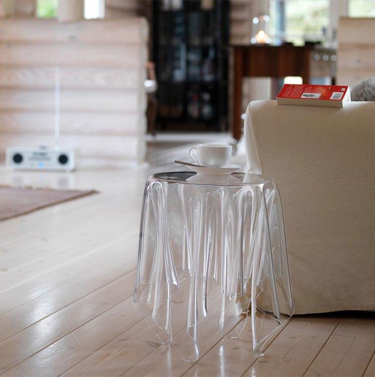 Hayalet Masa tasarımı