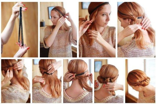 saç kendin yap