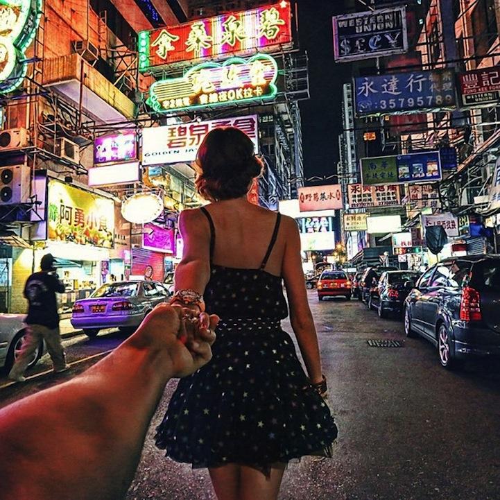 Fotoğrafçının kız arkadaşı 9