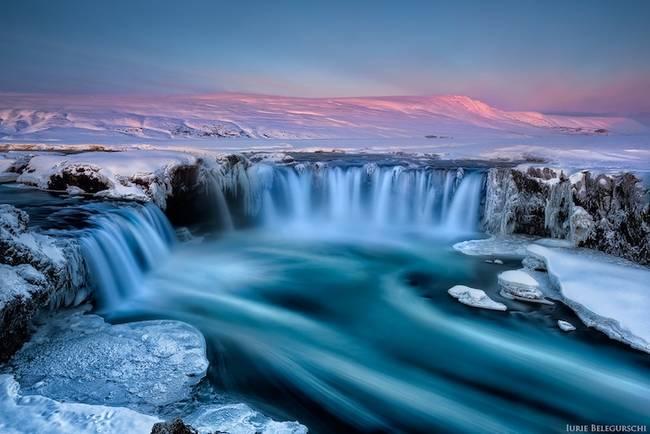 Godafoss, İzlanda