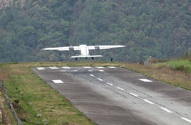 Lukla Havalimanı, Nepal