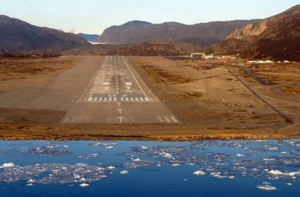 Narsarsuaq Havalimanı,Grönland