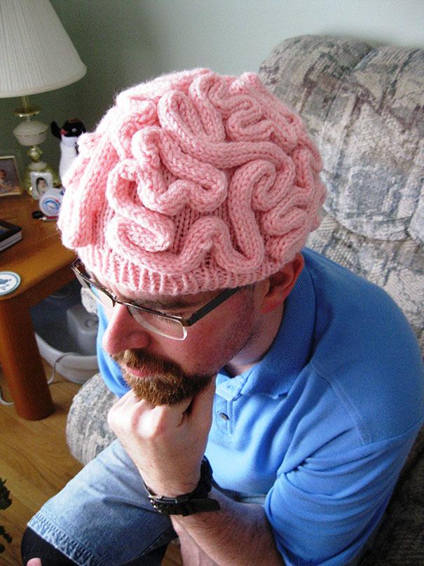 Beyin şeklinde bere