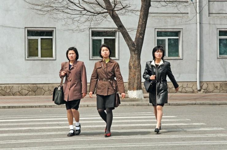 Kuzey Kore Sokak