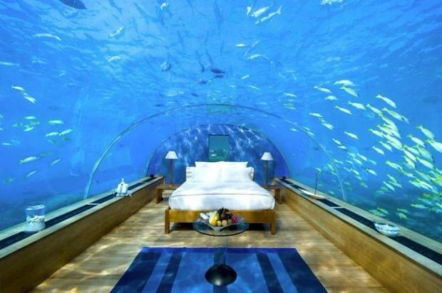 deniz altı yatak