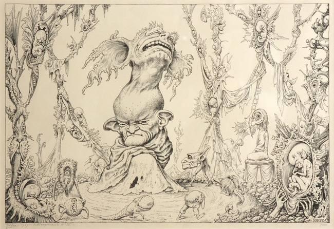 Draak Dante's Inferno
