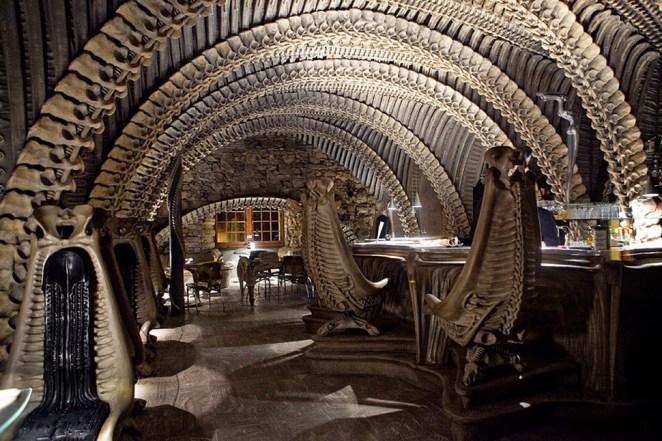 H.R.-Giger-Alien-Bar