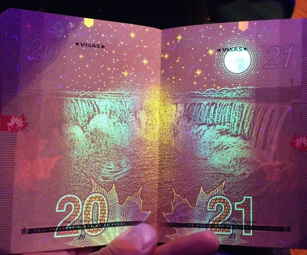 Kanada Pasaportu54541
