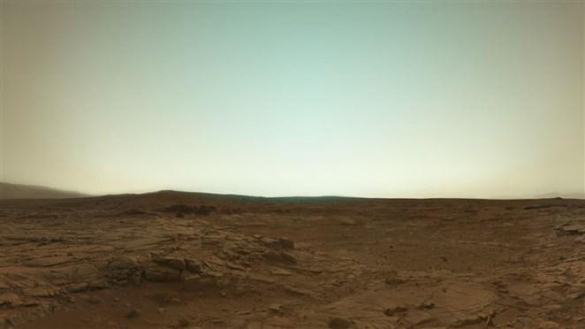Mars-fotoğrafı-Curiosity-Rover