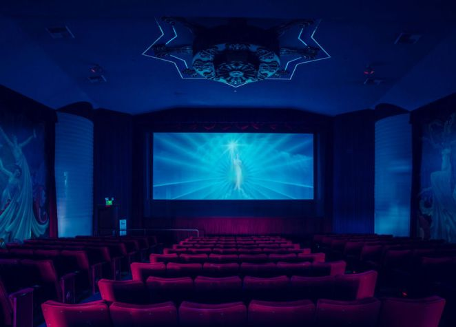 Orinda Theater, Kaliforniya