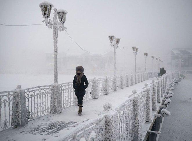 donmuş köprü