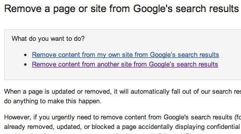 google arama sonuçları