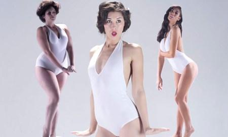 ideal kadın ölçüleri