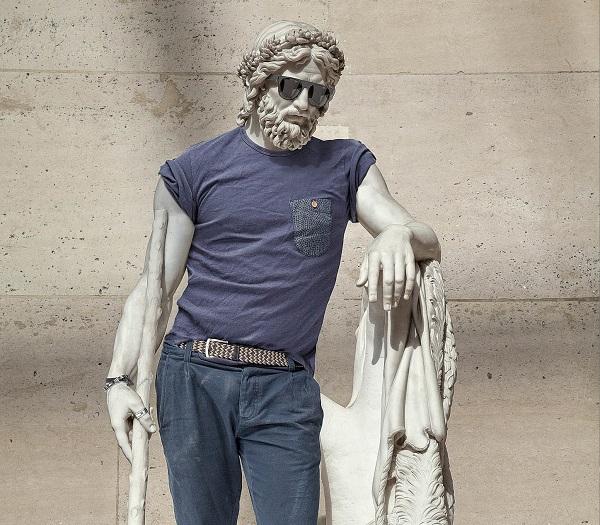 Hipster Heykeller -4541