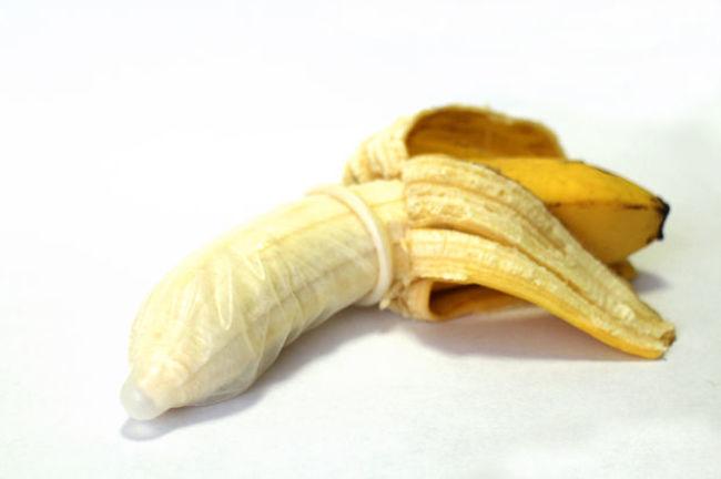 Kondomun farklı kullanımı -1