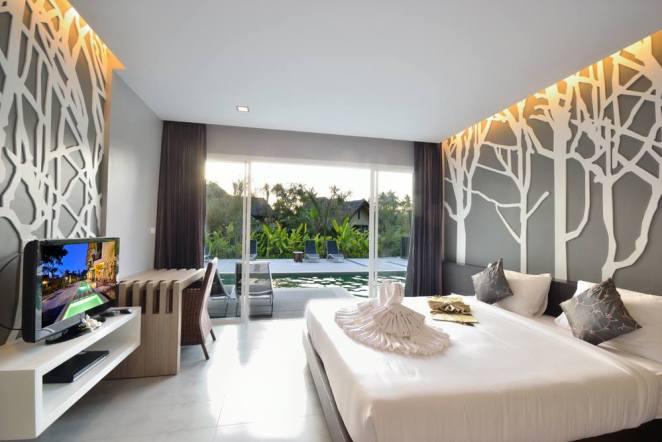 Manzaralı Yatak Odası