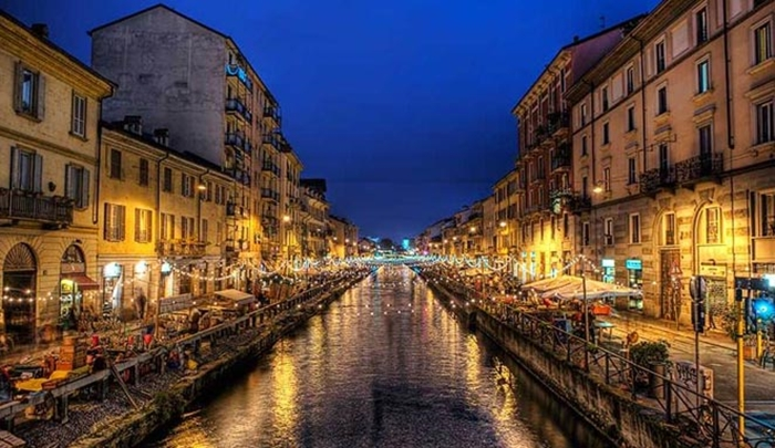 Milan, İtalya