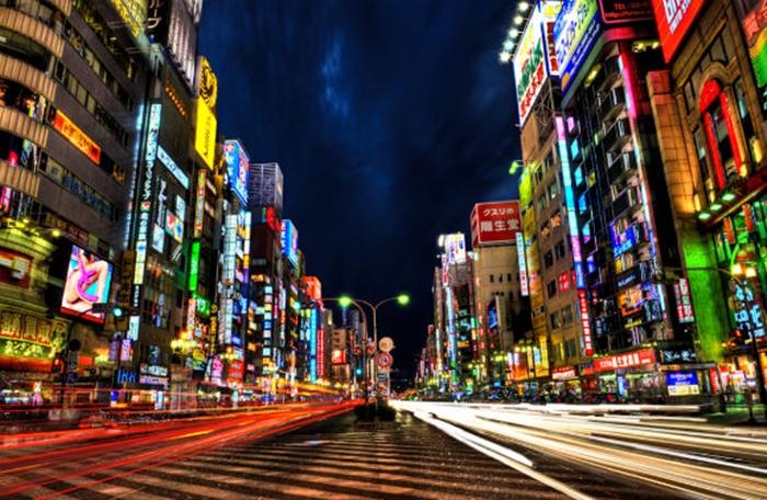 Tokyo Japonya