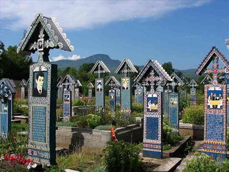 merry mezarlığı