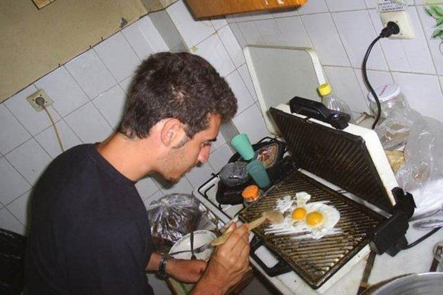öğrenci evi yumurta