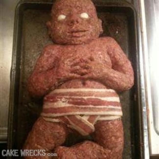 Komik bebek doğum pastaları -12