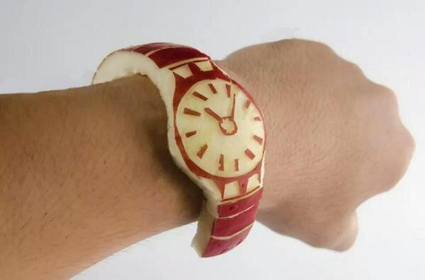 apple watch komik