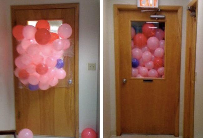 balon şakası