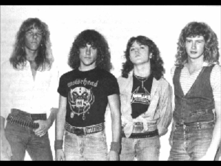 Metallica 1982