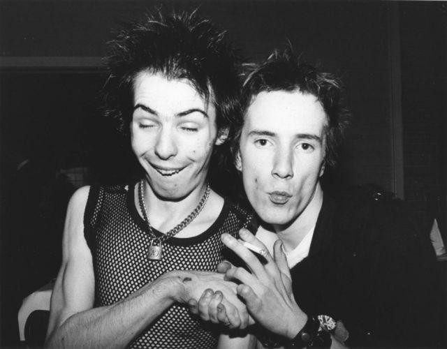 Sex Pistols, Luxembourg, 1977