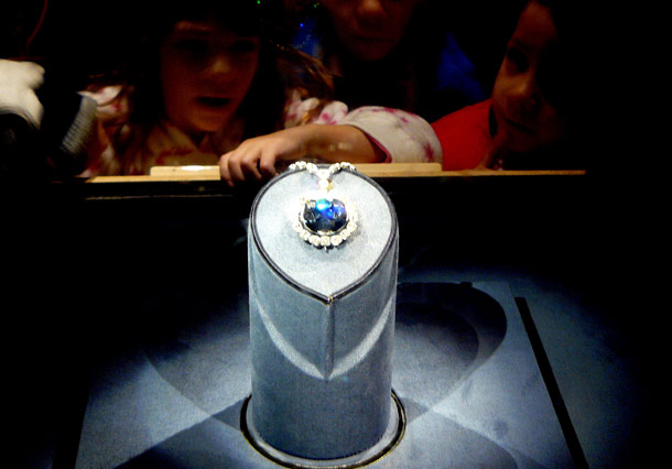 Umut Elması - the hope diamond