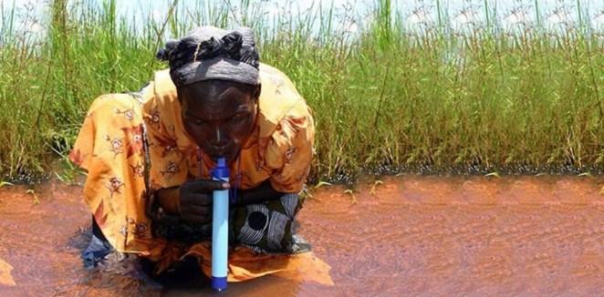 suyu temizleyen alet