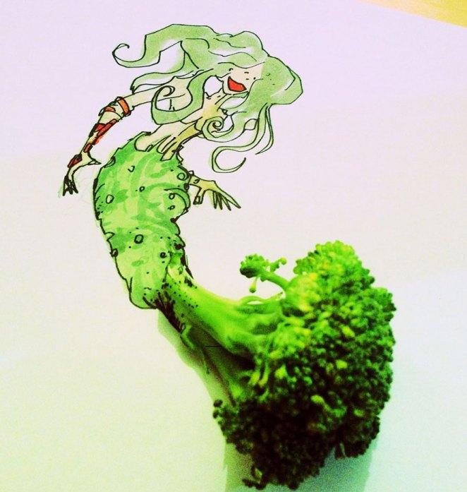 yeşil prenses