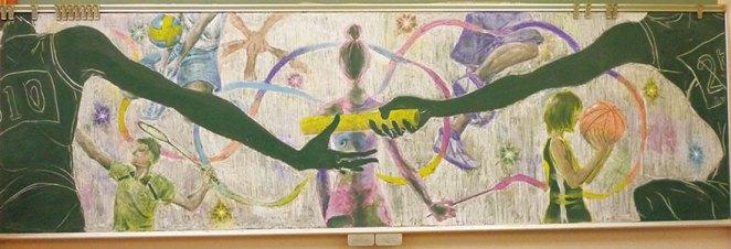 Kara Tahta ve Tebeşirle Çizimde Harikalar Yaratmak 2