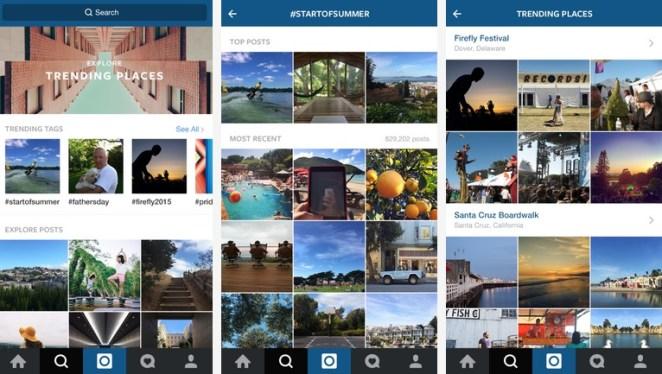 instagram yeni özellikler yer kişi