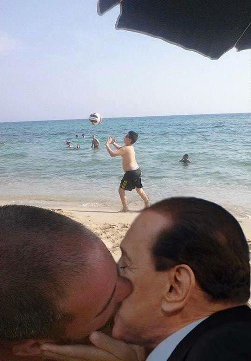 Arkadaki çocuğu silebilir misiniz komik photoshop 9