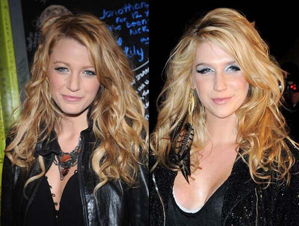 Blake Lively & Ke$ha