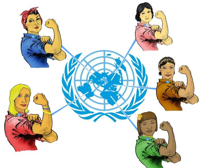 Cinsiyet Eşitsizliğini Gösteren Karikatürler 5