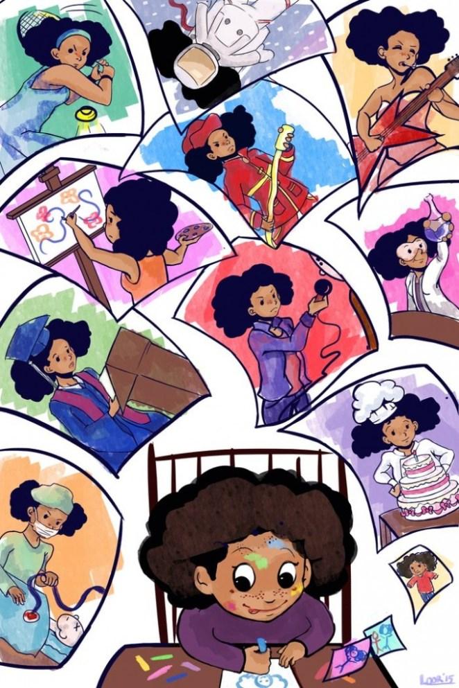 Cinsiyet Eşitsizliğini Gösteren Karikatürler 7