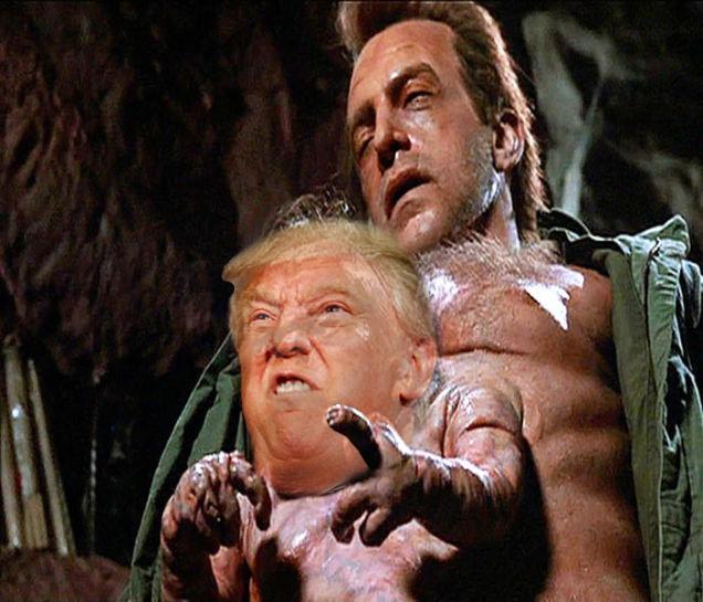 Donald Trump PhotoshopBattles 8