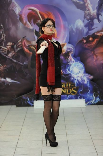 Headmistress Fiora - Nenyal Cosplay