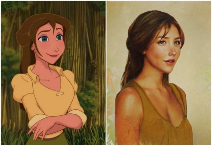 Jane Tarzan