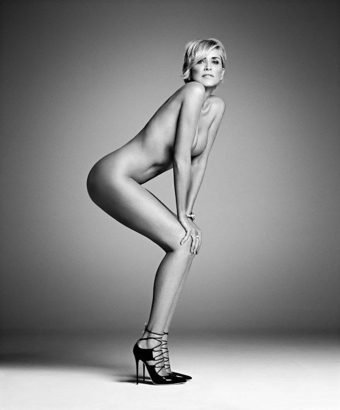 Sharon Stone Şmidiki Hali