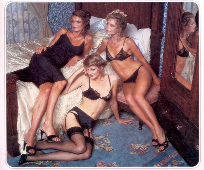 Victoria's Secret 1979 ve 1982 fotoğrafları 10
