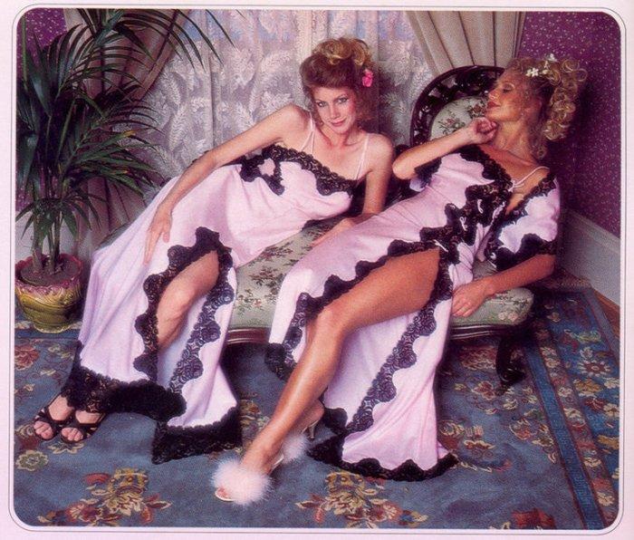 Victoria's Secret 1979 ve 1982 fotoğrafları 6