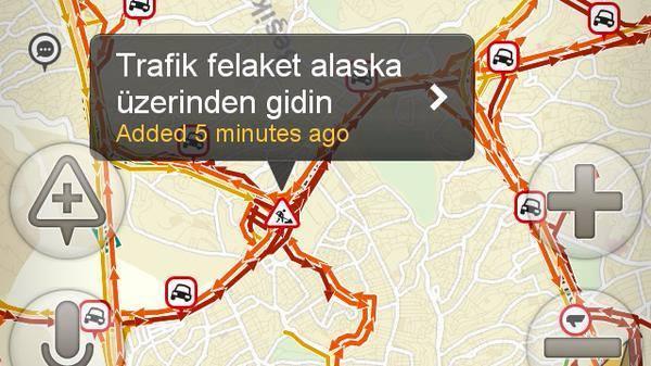 Yandex haritalara eklenmiş komik notlar 4