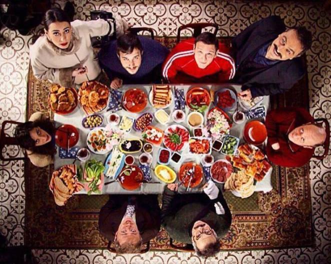 beş kardeş aile