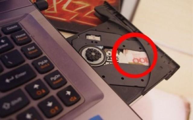 bilgisayara para saklama