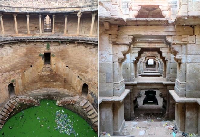 Victoria Lautman hindistan su yapıları ilginç binalar 5